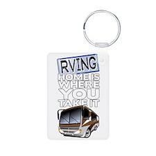 RVing 2 Keychains