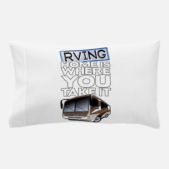 RVing 2 Pillow Case