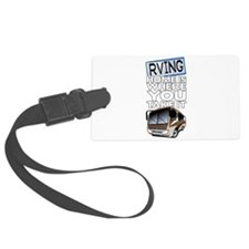 RVing 2 Luggage Tag