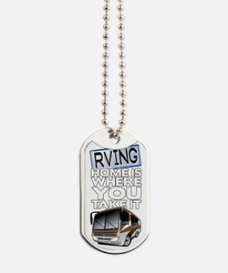 RVing 2 Dog Tags