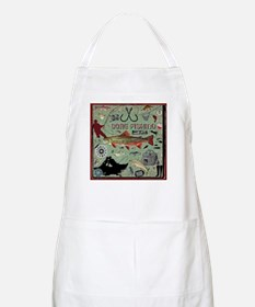 Gone Fishing Apron
