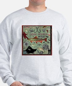 Gone Fishing Sweatshirt