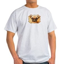 Brown Pug Puppy T-Shirt