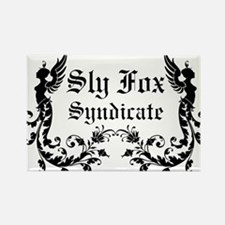 Sly Fox Syndicate Logo Magnets