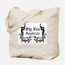 Sly Fox Syndicate Logo Tote Bag