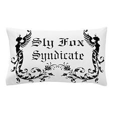 Sly Fox Syndicate Logo Pillow Case
