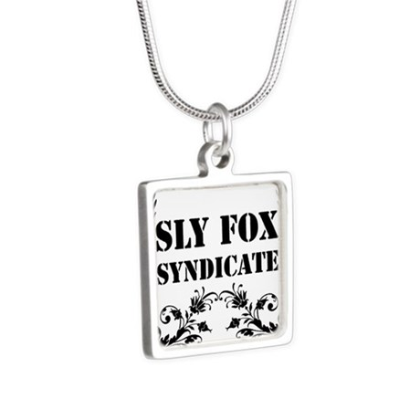Sly Fox Syndicate Logo Bold Necklaces