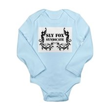 Sly Fox Syndicate Logo Bold Body Suit