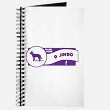 Make Mine Jindo Journal