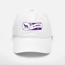 Make Mine Jindo Baseball Baseball Cap