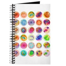 Psychedelic Supernova Circles Journal