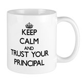 Principal Small Mugs (11 oz)