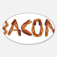 Bacon in the Shade of Bacon Decal