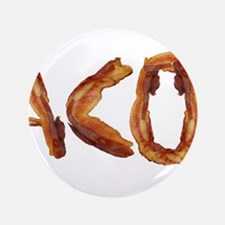 """Bacon in the Shade of Bacon 3.5"""" Button (100 pack)"""