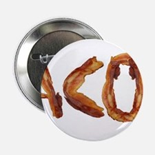 """Bacon in the Shade of Bacon 2.25"""" Button (100 pack"""