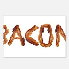 Bacon in the Shade of Bacon Postcards (Package of