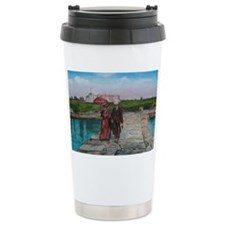 Break water Travel Mug