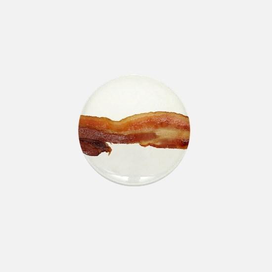 Bacon Strip Horizontal Mini Button