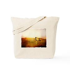 Desert Camels 3 Tote Bag