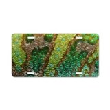 Chameleon License Plates