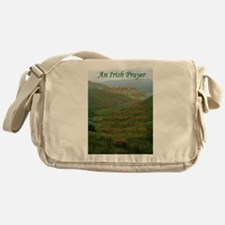 Irish Prayer Messenger Bag