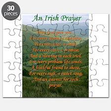 Irish Prayer Puzzle