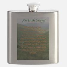 Irish Prayer Flask