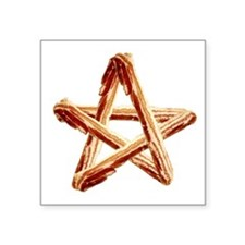Bacon Star Sticker