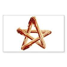 Bacon Star Decal