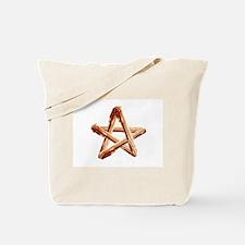 Bacon Star Tote Bag