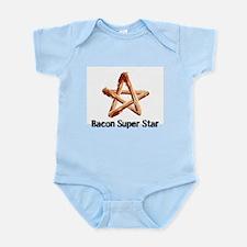Bacon Super Star Body Suit