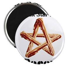 Bacon Super Star Runs on Bacon Magnets
