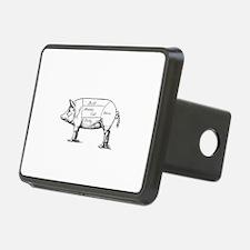 Pig Diagram Hitch Cover