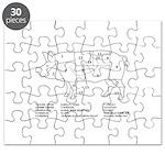Pig Parts Puzzle