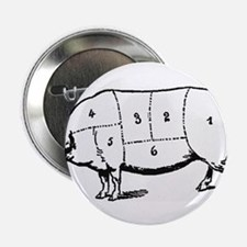 """Pig Parts in Numbers 2.25"""" Button (10 pack)"""
