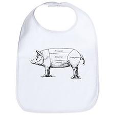 Tasty Pig Bib
