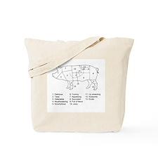 Delicious List Tote Bag
