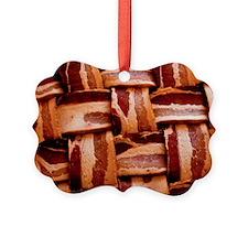 Bacon weave Ornament