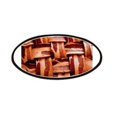 Bacon weave Patches