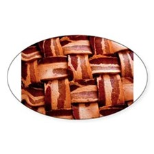 Bacon weave Decal