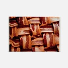 Bacon weave Magnets