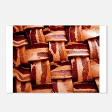 Bacon weave Postcards (Package of 8)