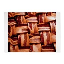 Bacon weave 5'x7'Area Rug