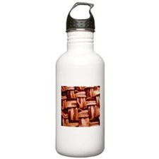 Bacon weave Water Bottle