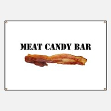Meat candy bar Banner