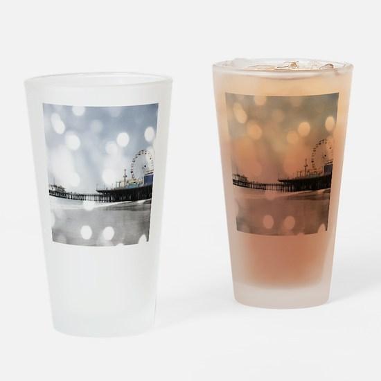 Grey Sparkling Pier Drinking Glass