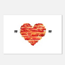 Bacon Quote Postcards (Package of 8)