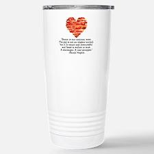 Sarah Hepola Quote about Bacon Travel Mug