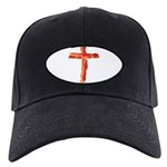 Bacon Cross Baseball Hat