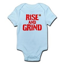 Rise And Grind Body Suit